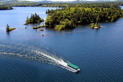 Discover Squam Cruise